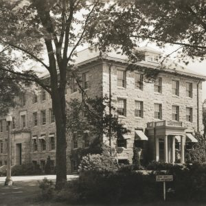 Washburn Hall