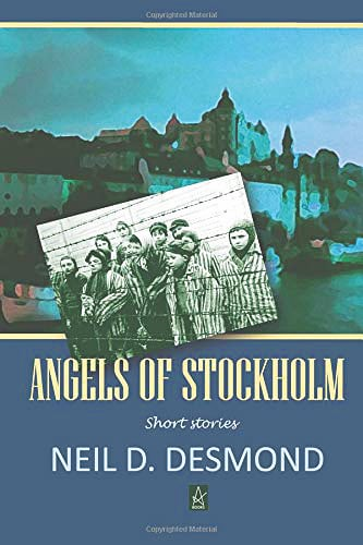 Angels of Stockholm book cover