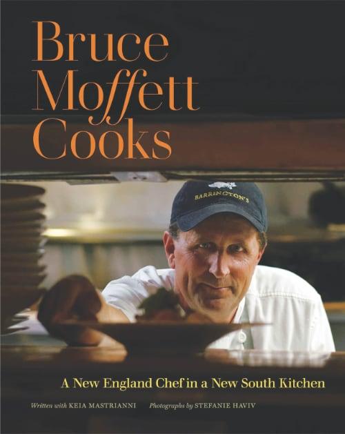 Bruce Moffett Cooks book cover