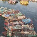 Nizam Zachman Fishing Port, Jakarta, Indonesia