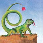 Lizard Season book cover art