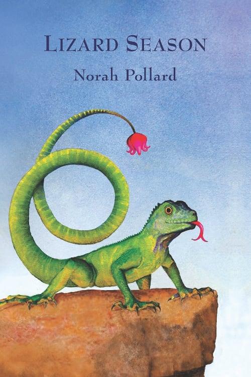 Lizard Season book cover