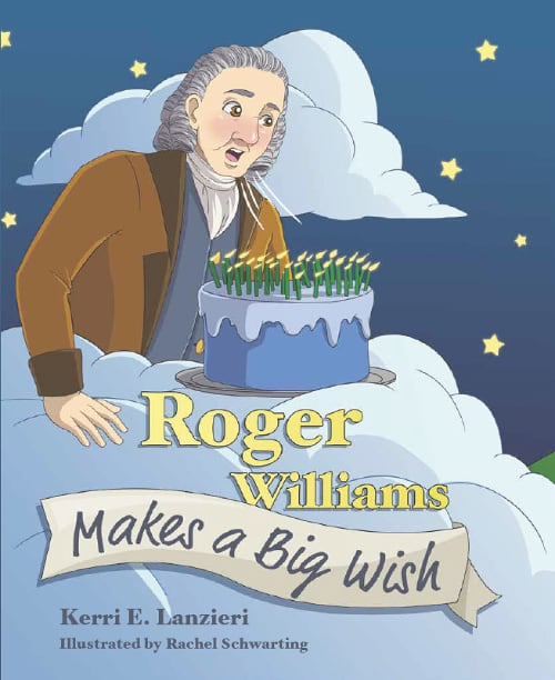 Roger Williams Makes a Big Wish book cover