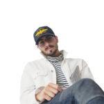Joe Rotondo '16, entrepreneur and CEO of Rocky Clark Clothing