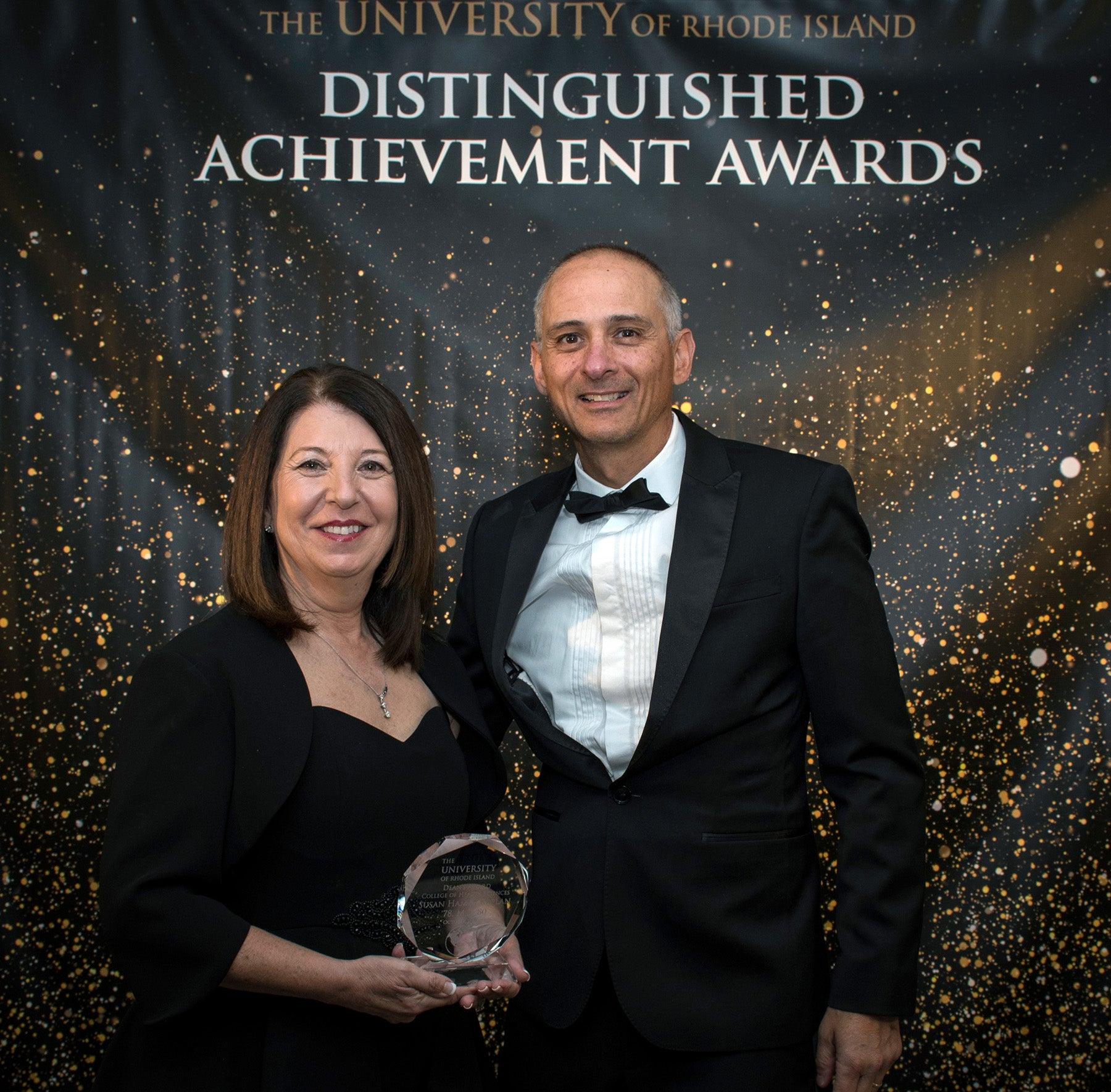 Susan Hamer Kaplan and Gary Liguori