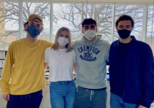 URI biomedical engineering seniors