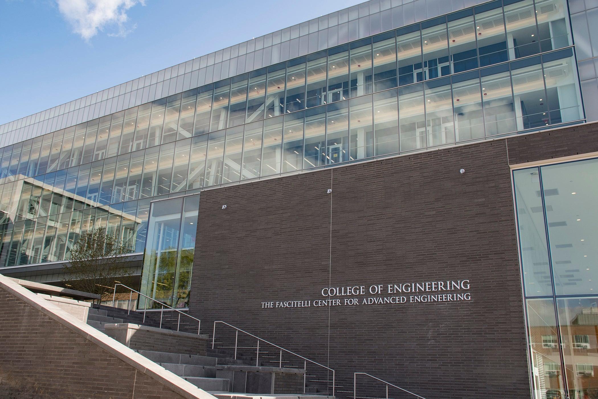 Fascitelli Center for Advanced Engineering