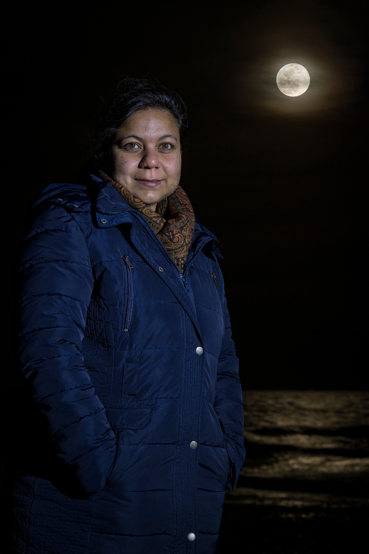 URI Assistant Professor Ananya Mallik. (Photo by Nora Lewis.)