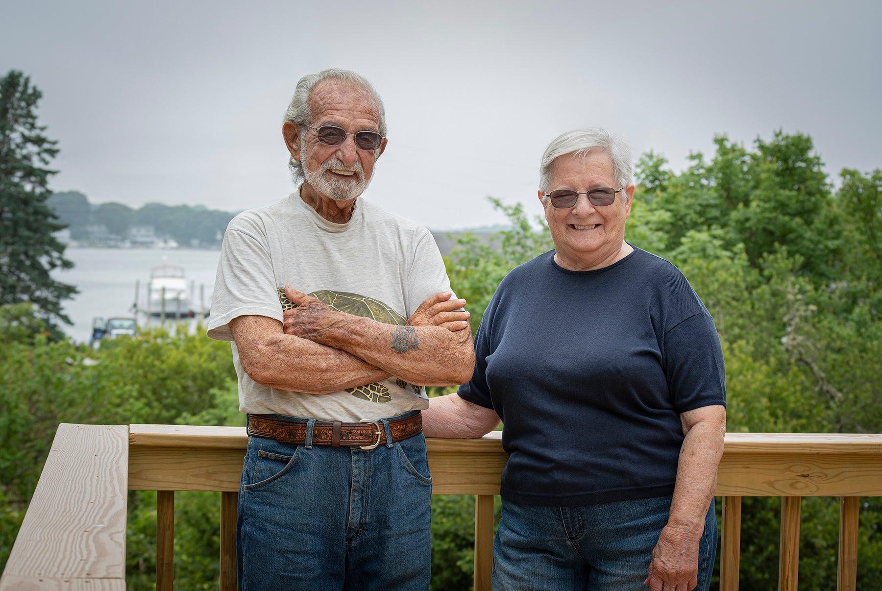 Jay and Barbara Sciola