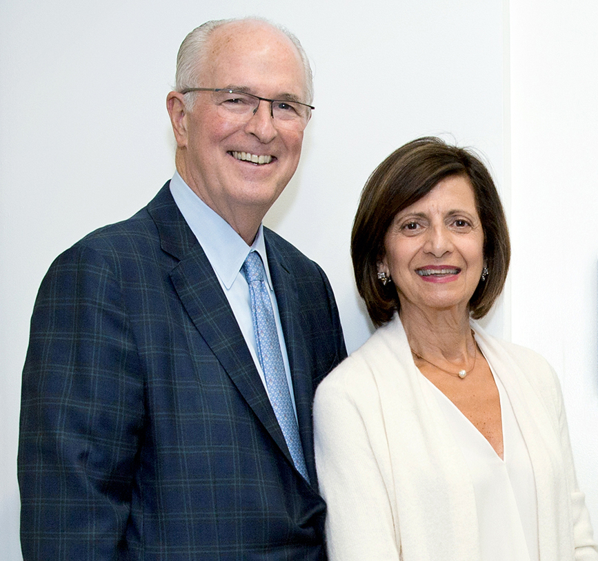 Richard and Jean Harrington