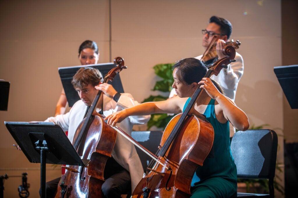 Kingston Chamber Music Festival Musicians