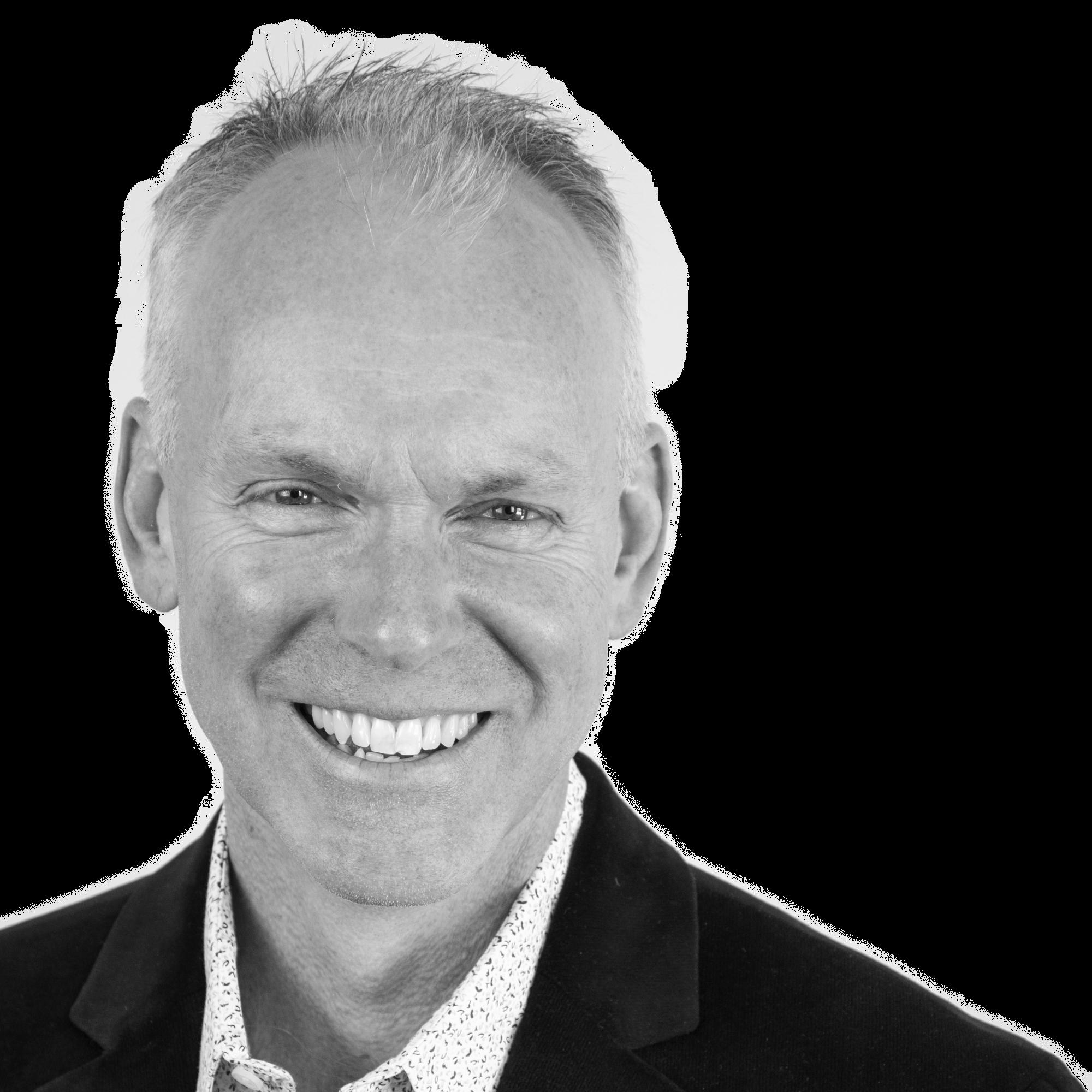 TEDxURI 2019 speaker - Pete Hunt