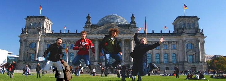 URI international engineering students in Germany