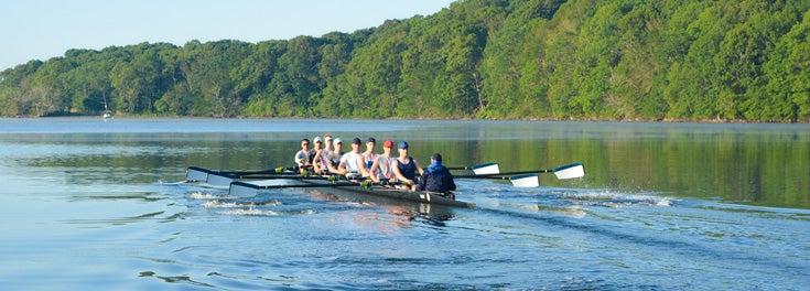 men's rowing team