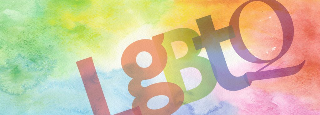 Out and Proud at URI supports the university's LGBTQ faculty, staff and students by building awareness and community