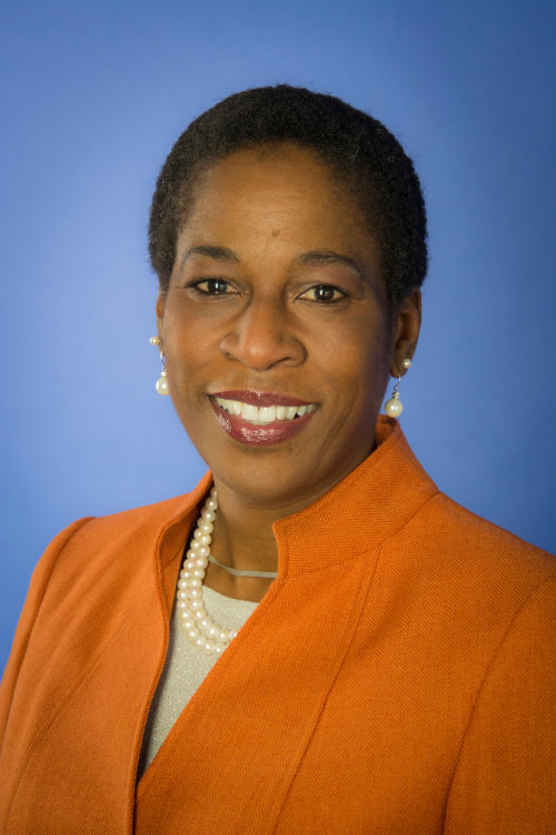 Naomi Thompson, Associate Vice President for the Office of Community, Equity and Diversity