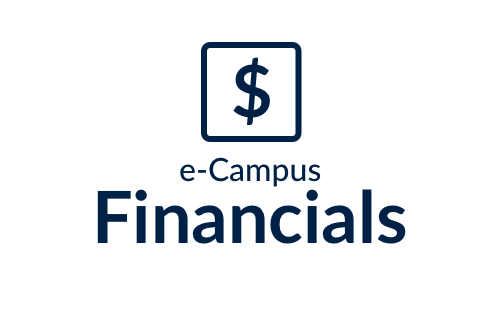 e-Campus Financials