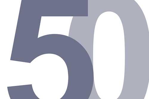Talent Development 50 year anniversary