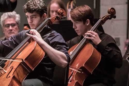 URI cellists