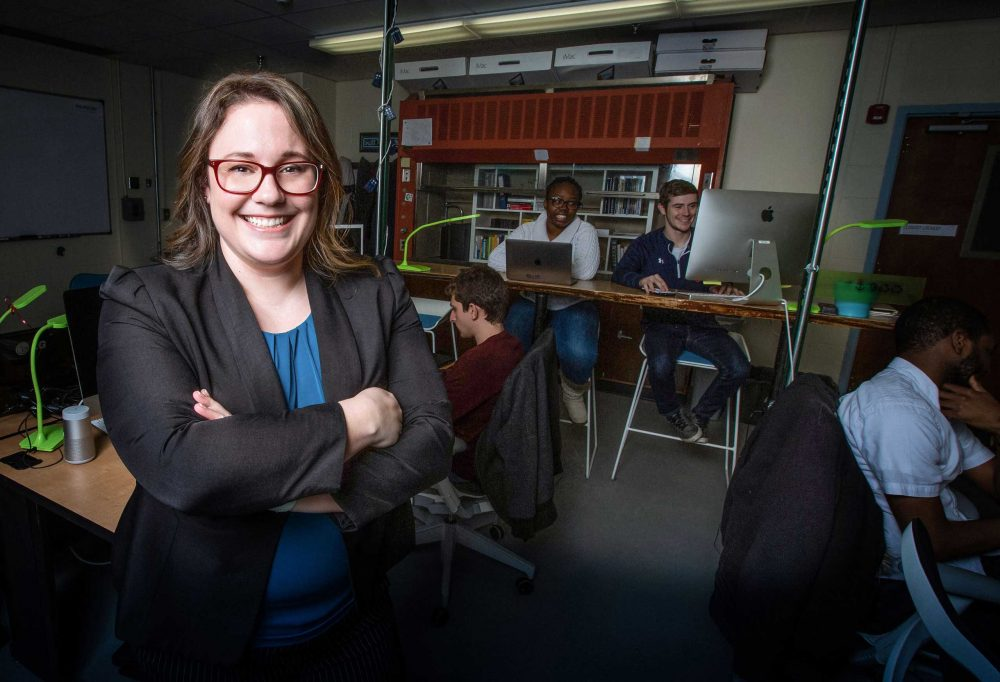 Gretchen Macht in Sustainable innovative Solutions Lab