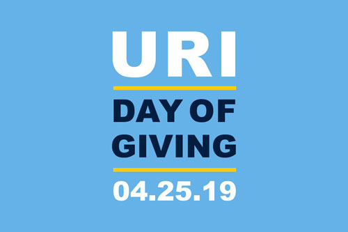 URI Day of Giving April 25 2019