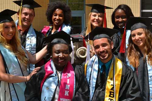 graduates who are leadership studies minors