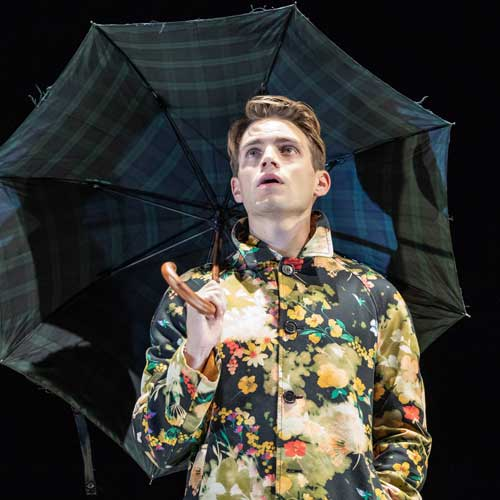 Andrew Burnap as Toby Darling in The Inheritance