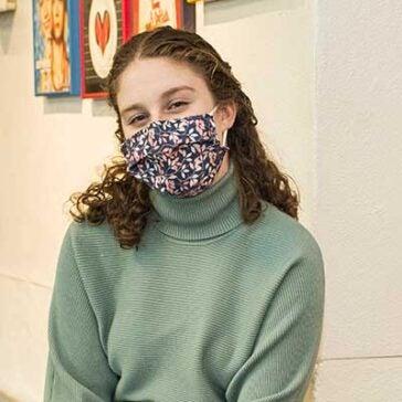 Emma Becker theatre student