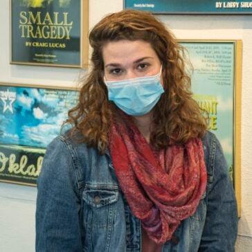 Lauren Jannetti theatre student