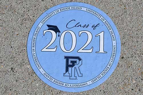 Class of 2021 Graduation Circle