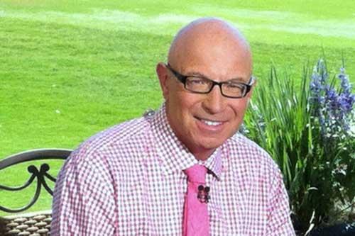 James Tim Rosaforte '77 sports journalist