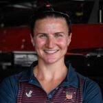 Rower Allie Reilly '19
