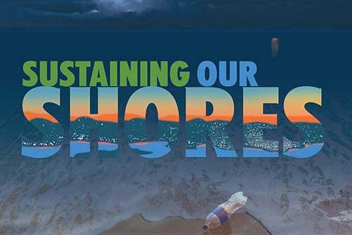 Sustaining our Shores Honors Colloquium logo